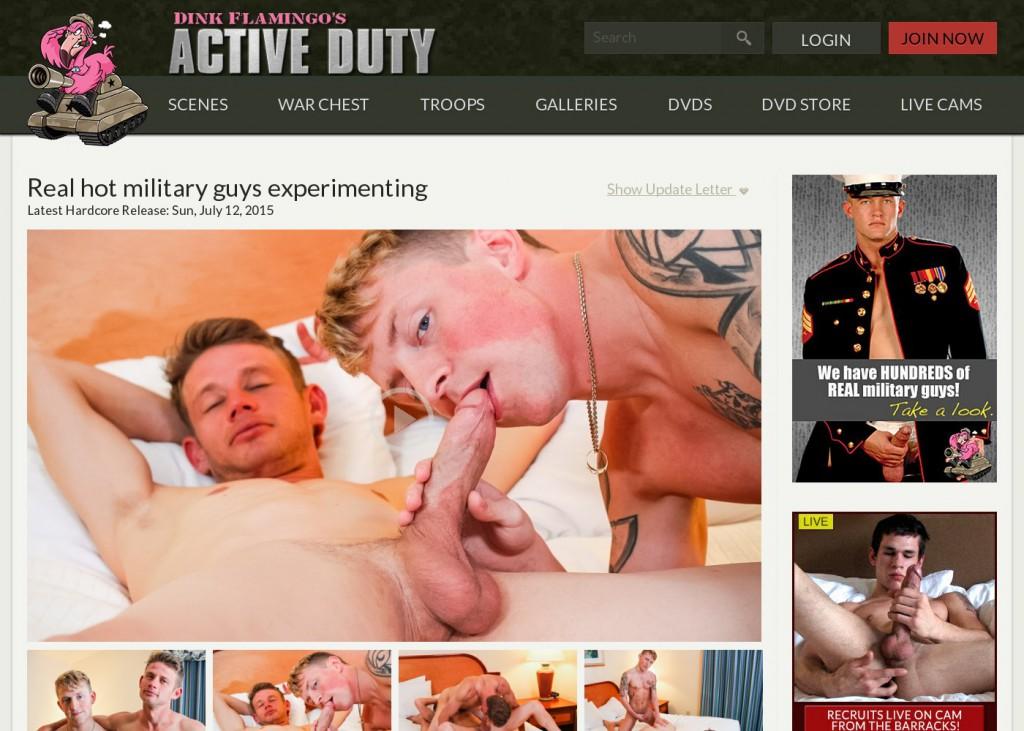 active-duty