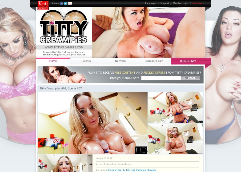 titty-creampies