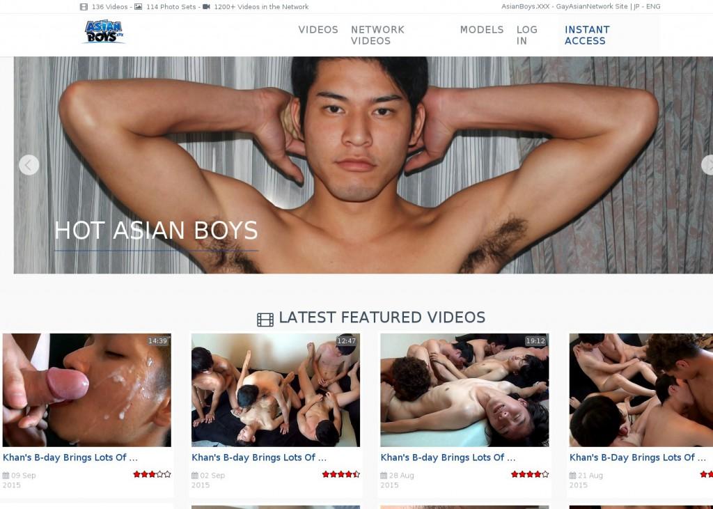 asian-boys