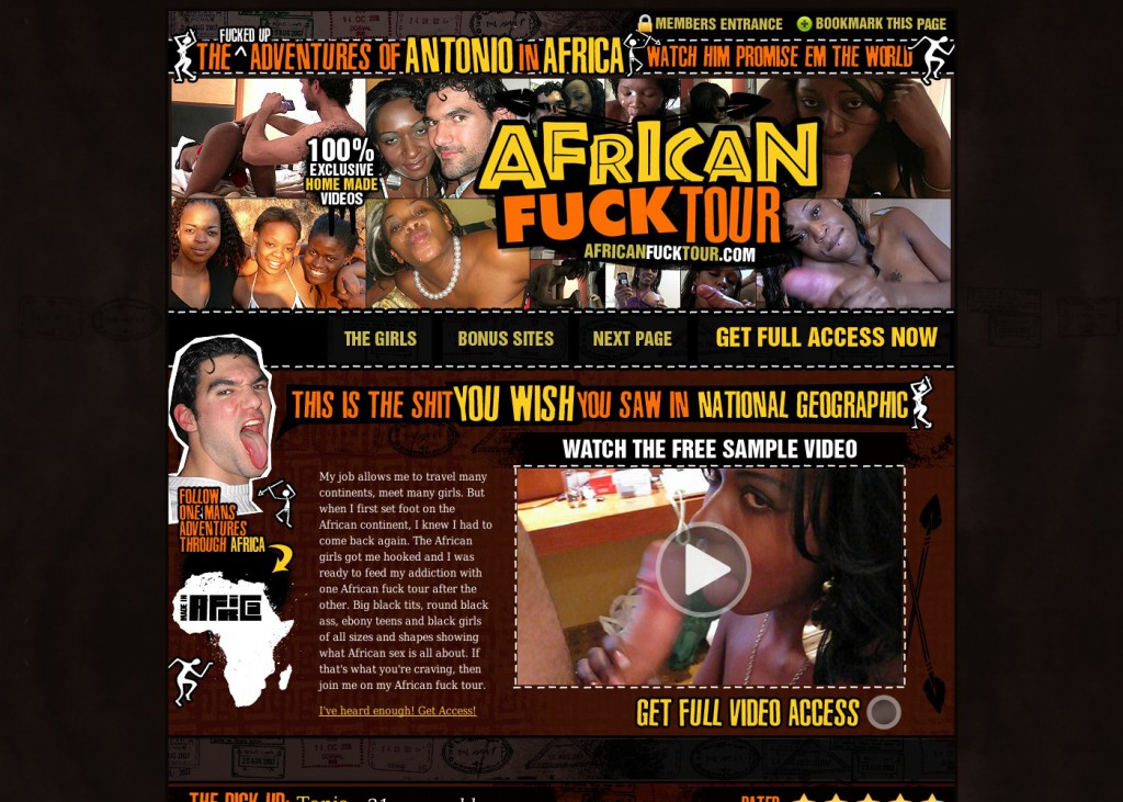 african-fuck-tour