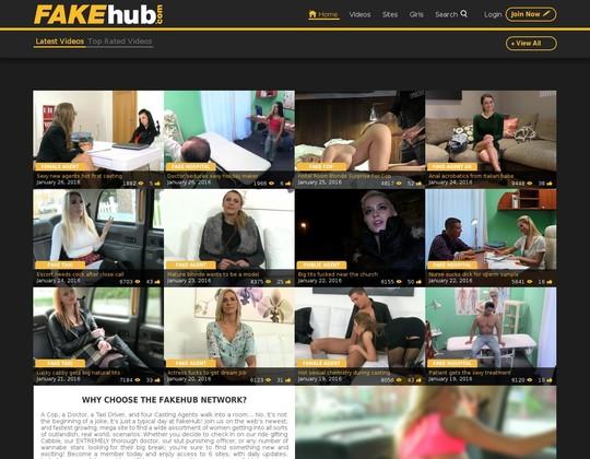fakehub.com fakehub.com