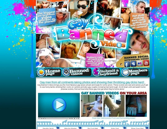 gay banned videos gaybannedvideos.com