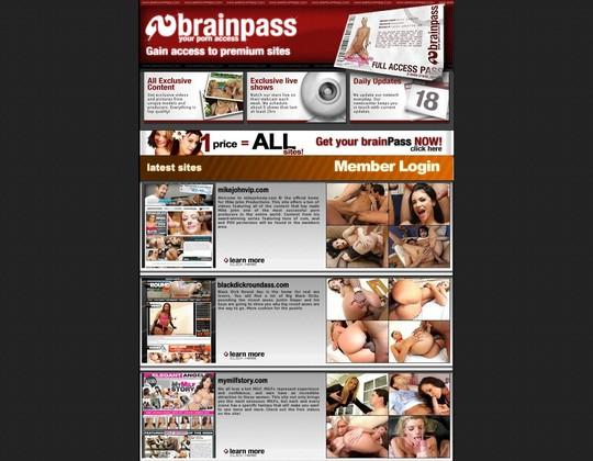 Brain Pass :