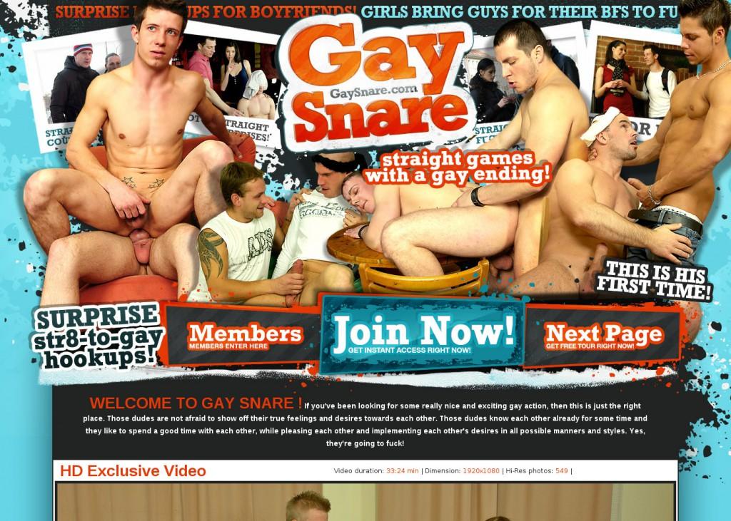 Gay Snare