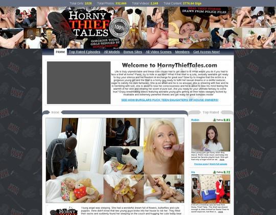hornythieftales.com