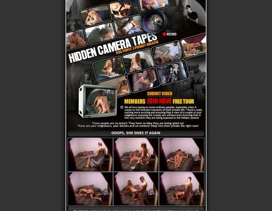 hiddencameratapes.com