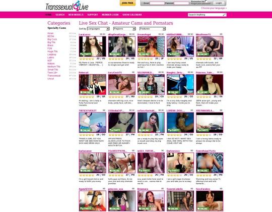 transsexuallive.com