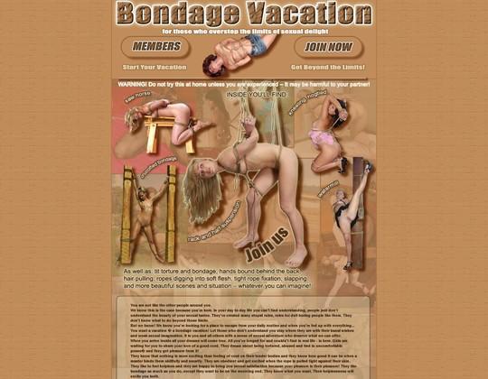 Bondage Vacation