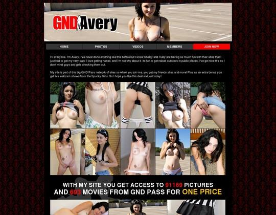 GND Avery