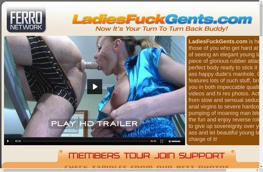 Ladies Fuck Gents
