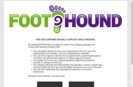 Foot Hound