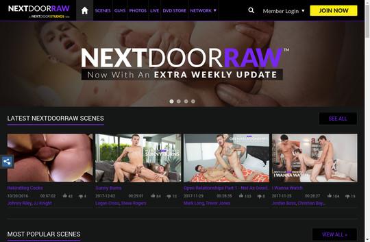 Next Door Raw