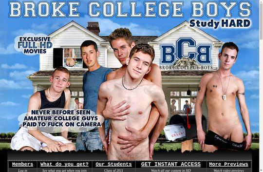 Broke College Boys