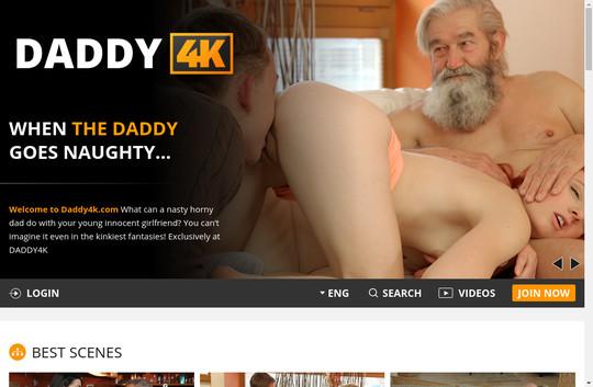 Daddy 4 K