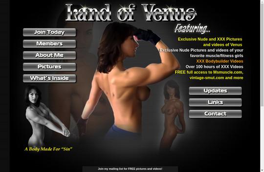 Land Of Venus
