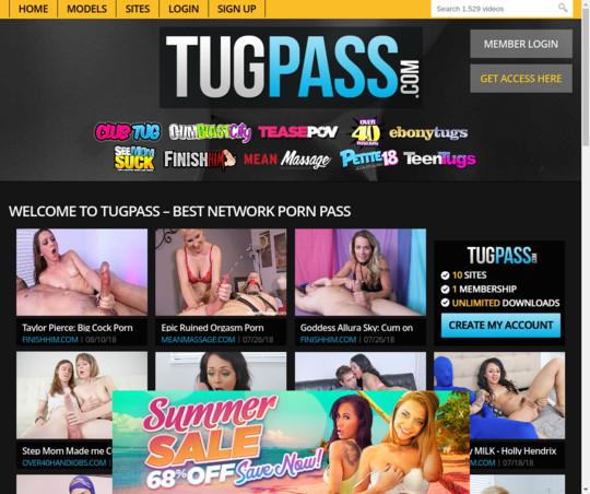 Tug Pass