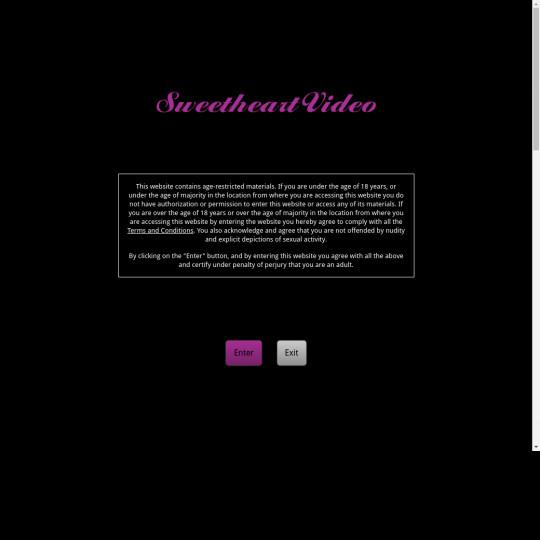 sweetheart video