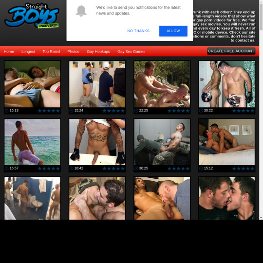 straight boys uncovered