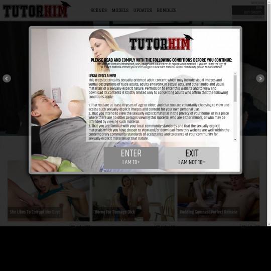 tutor him