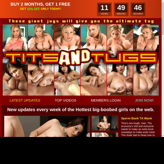 tits and tugs