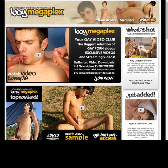 boy megaplex
